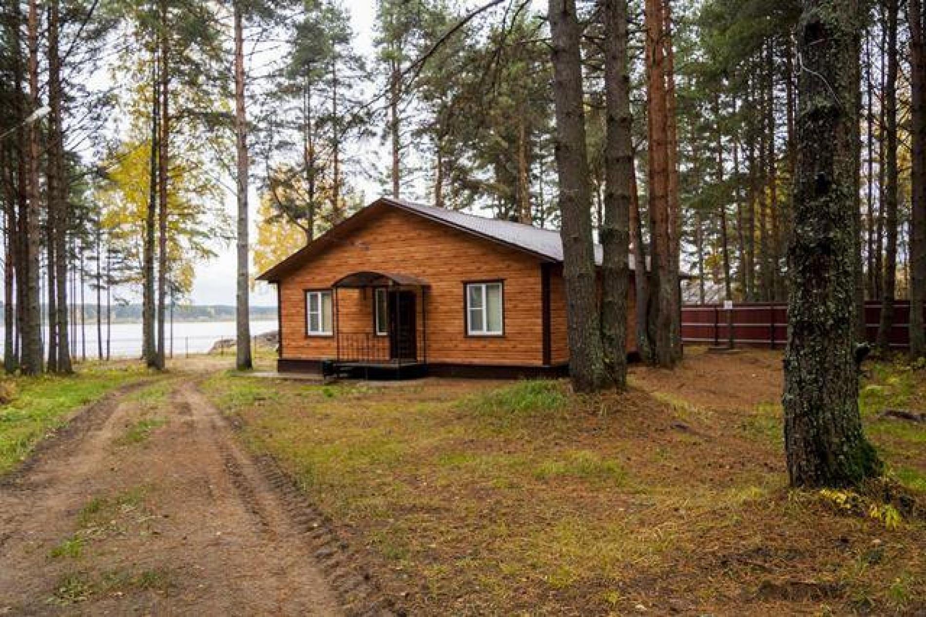База отдыха «Стёпаново» Вологодская область Номер в доме № 25, фото 2