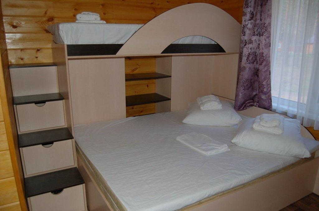 База отдыха «Стёпаново» Вологодская область 3-местный номер в Доме № 13, фото 2