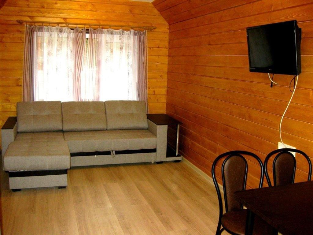 База отдыха «Стёпаново» Вологодская область 2-местный номер в Доме № 18, фото 1