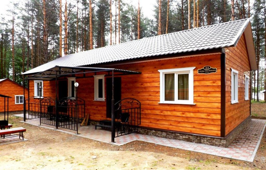 База отдыха «Стёпаново» Вологодская область Дом № 19-24, фото 1
