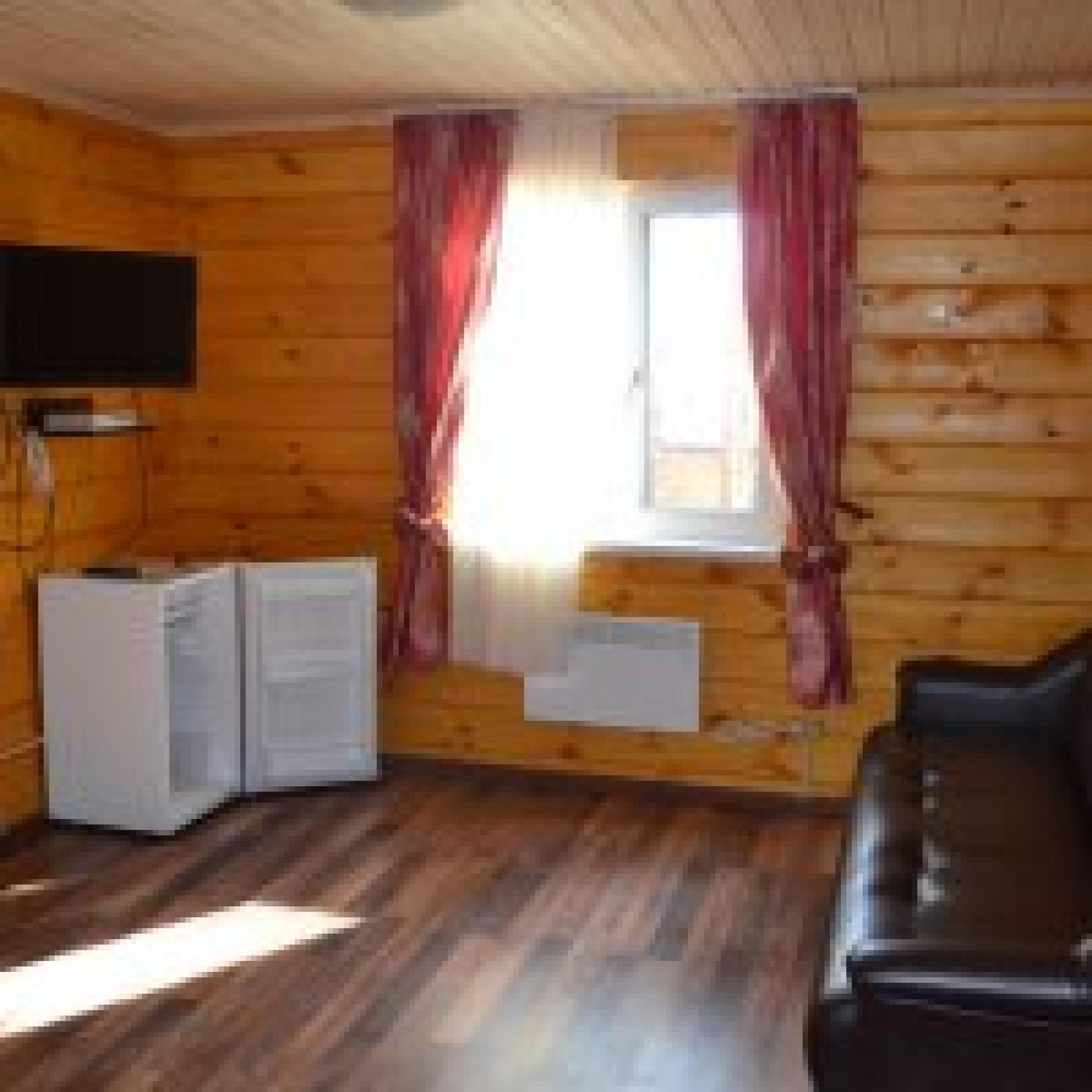 База отдыха «Стёпаново» Вологодская область Люкс в Доме № 14, фото 2