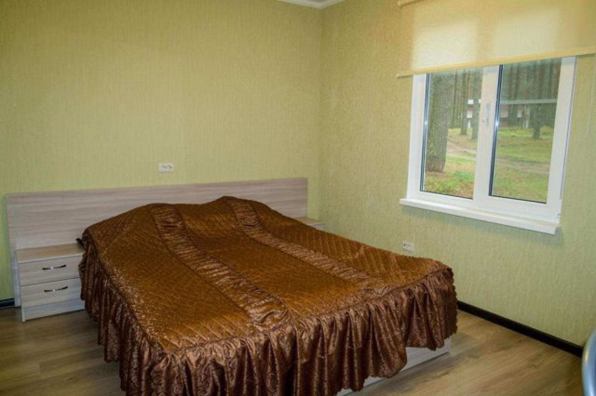 База отдыха «Стёпаново» Вологодская область Номер в доме № 25, фото 3