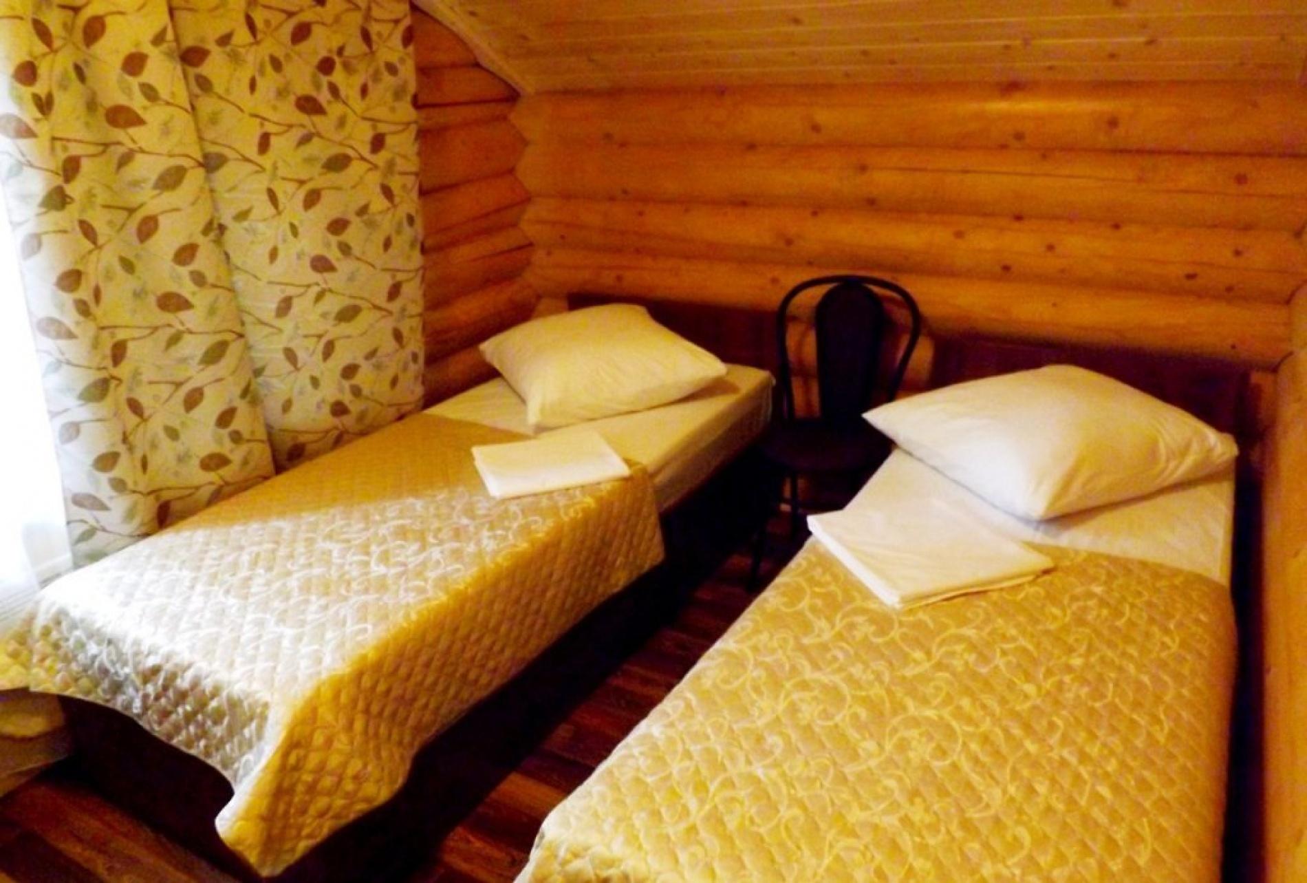 База отдыха «Стёпаново» Вологодская область Дом № 26, фото 2