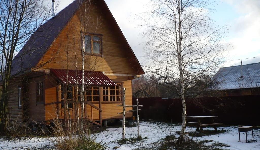 Дом рыбака «Большая Медведица» Тверская область, фото 1