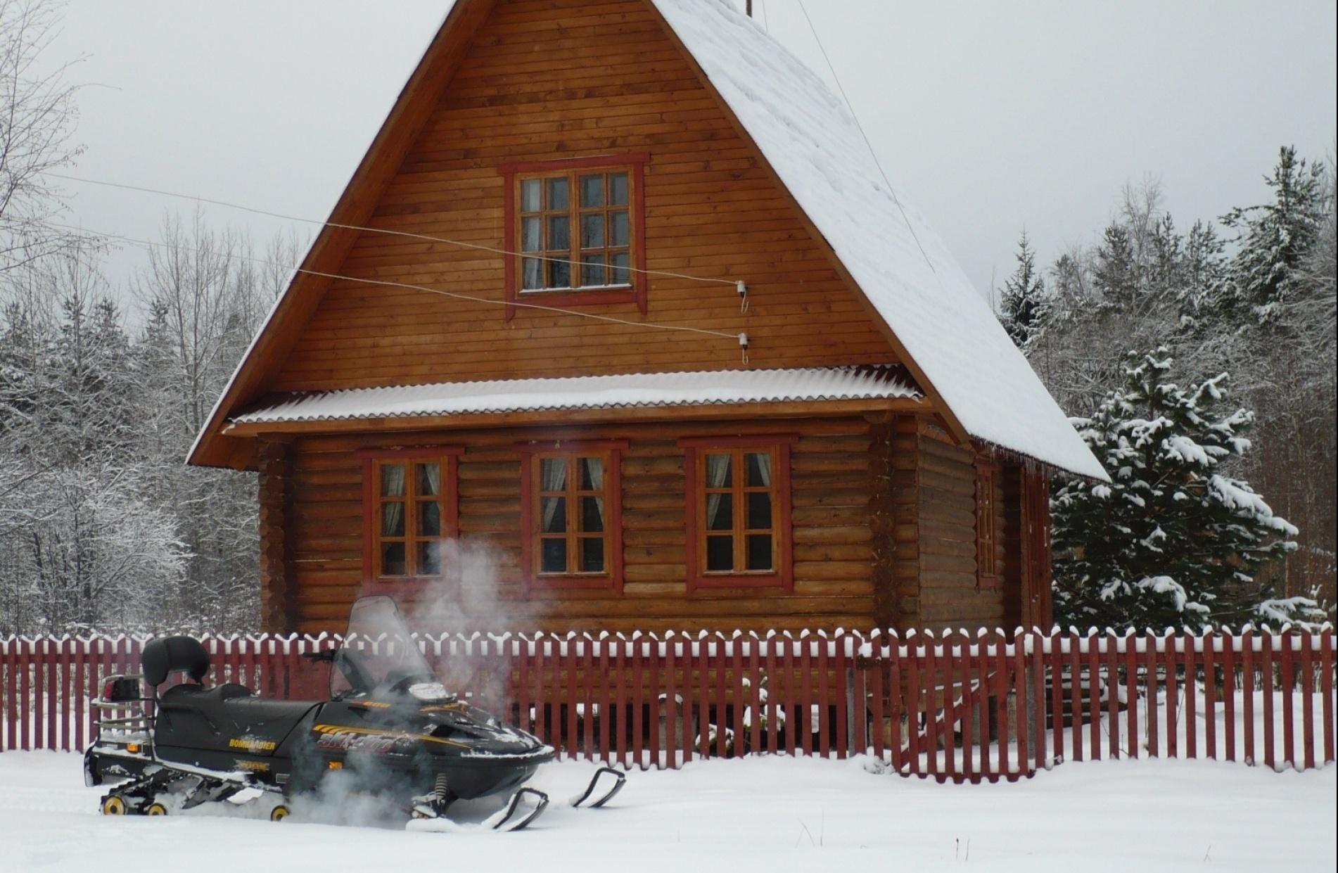 Дом рыбака «Большая Медведица» Тверская область, фото 13