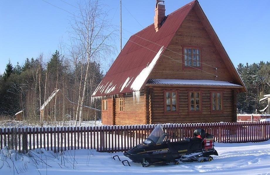 Дом рыбака «Большая Медведица» Тверская область, фото 15
