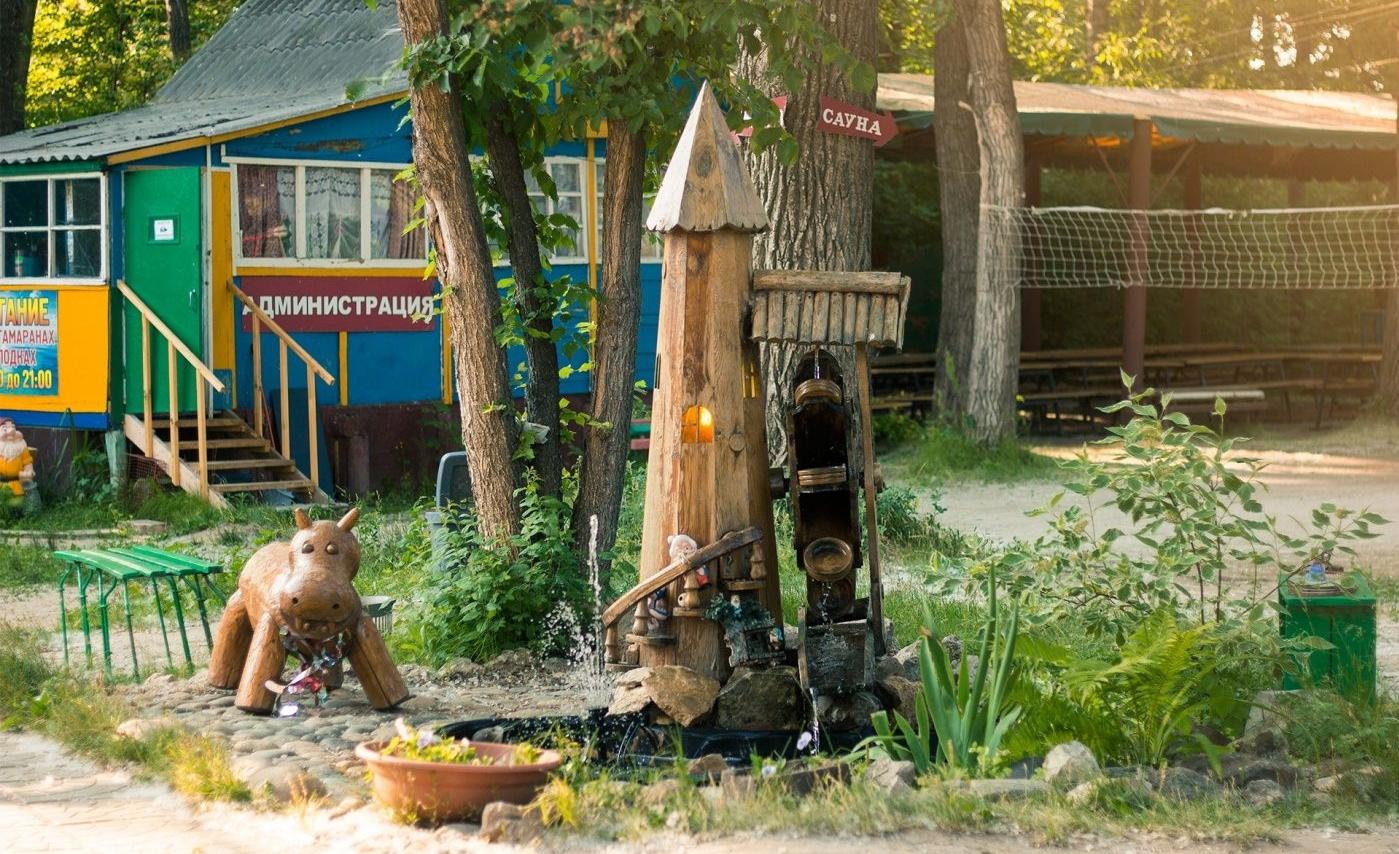 Турбаза «Иволга» Саратовская область, фото 6