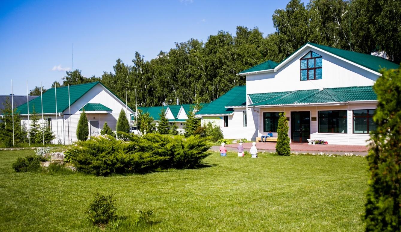 База отдыха «Усадьба Отрада» Калужская область, фото 1