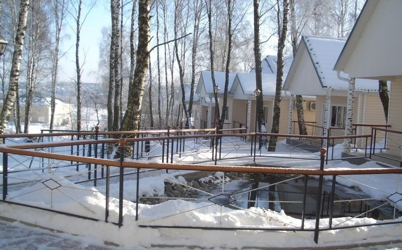 База отдыха «Усадьба Отрада» Калужская область, фото 23