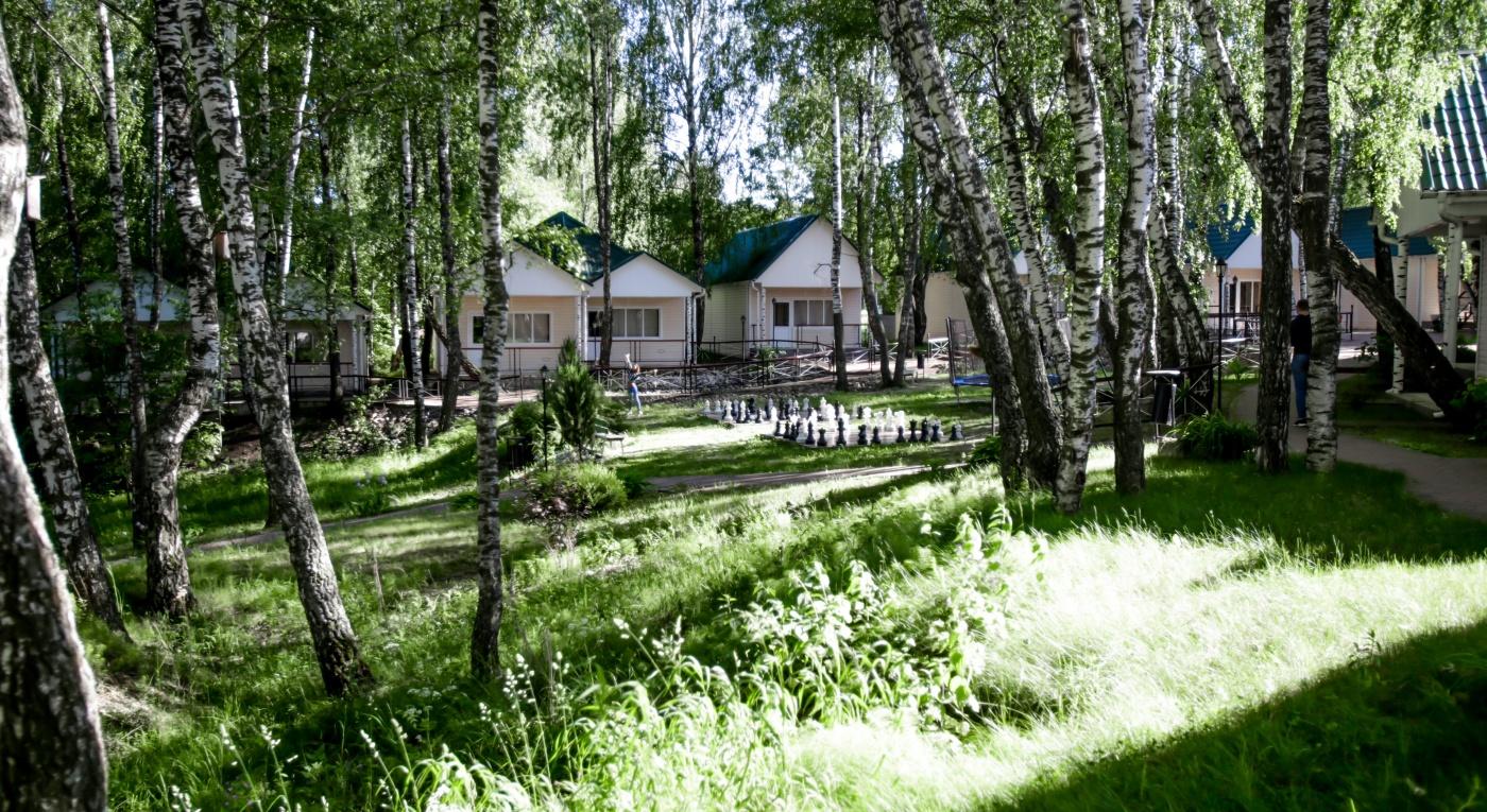 База отдыха «Усадьба Отрада» Калужская область, фото 14