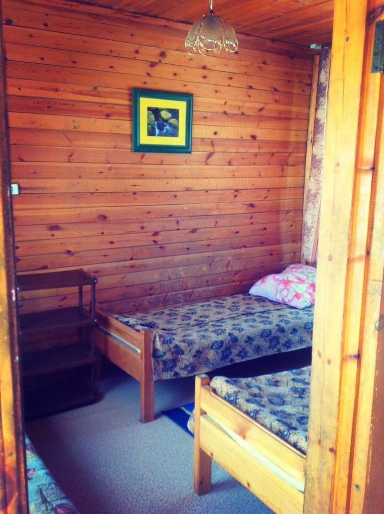 База отдыха «Зуун-Хагун» Иркутская область 3-х местный домик, фото 1