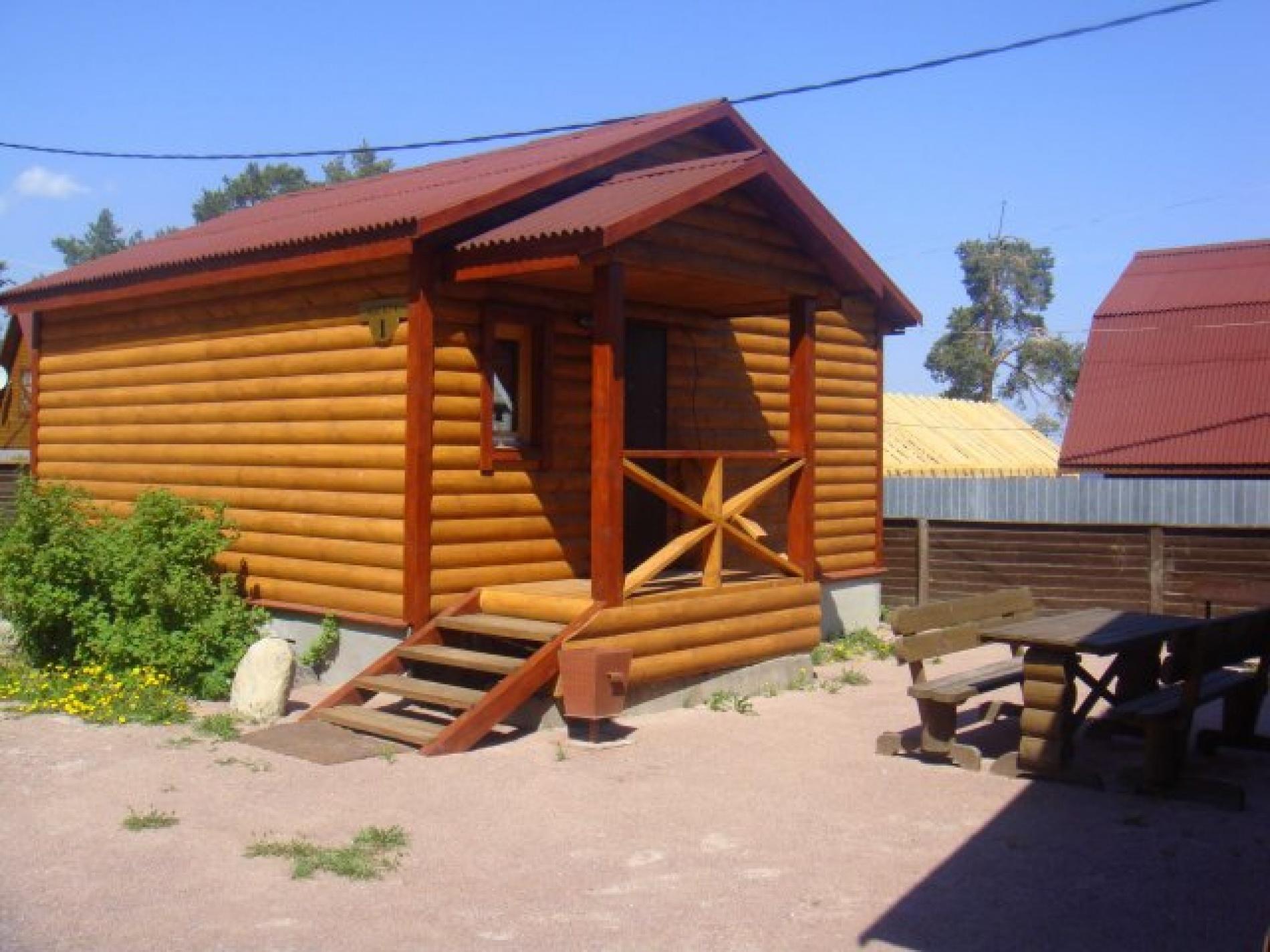 База отдыха «Плотвичкина заводь» Ленинградская область, фото 2