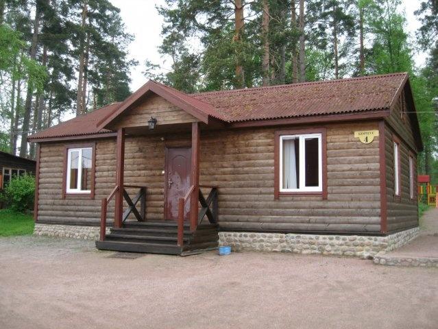 База отдыха «Плотвичкина заводь» Ленинградская область, фото 10
