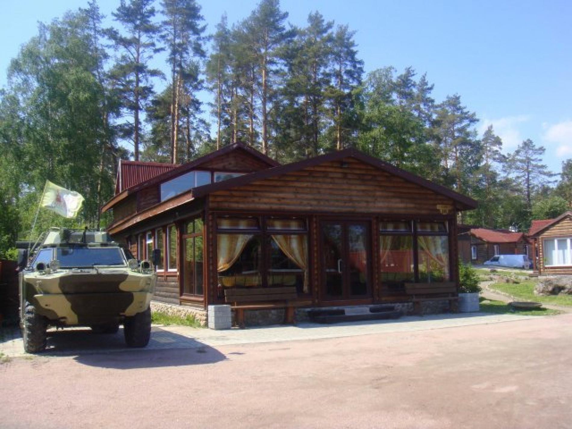 База отдыха «Плотвичкина заводь» Ленинградская область, фото 21