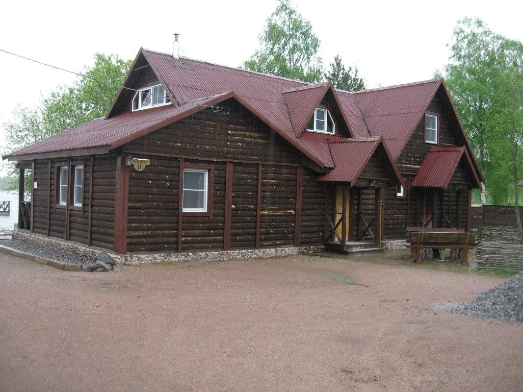 База отдыха «Плотвичкина заводь» Ленинградская область, фото 14