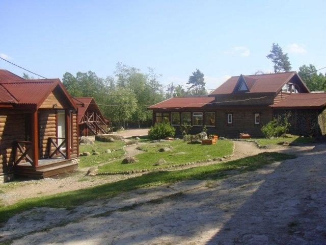 База отдыха «Плотвичкина заводь» Ленинградская область, фото 23