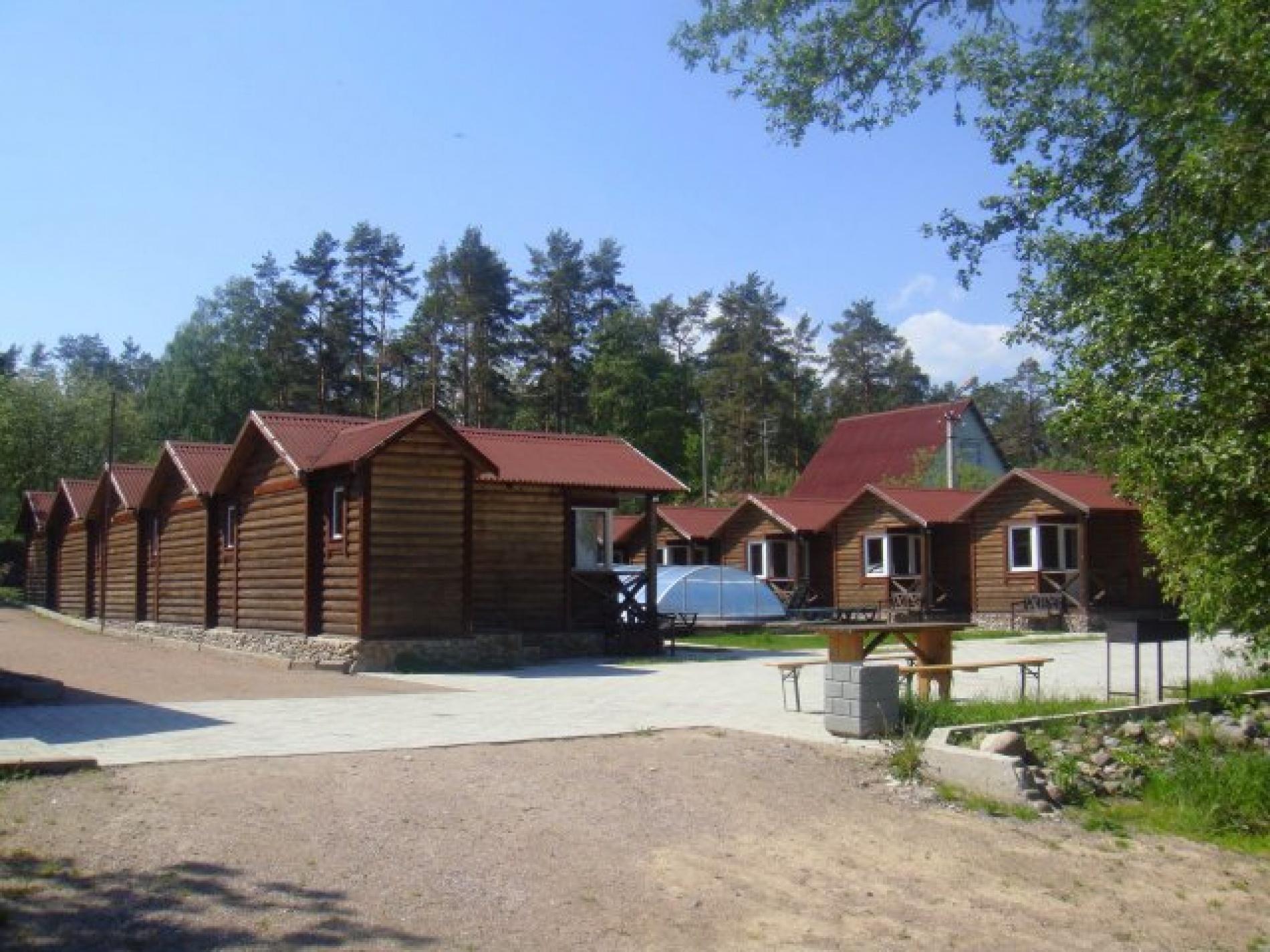 База отдыха «Плотвичкина заводь» Ленинградская область, фото 22