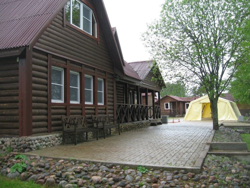 База отдыха «Плотвичкина заводь» Ленинградская область, фото 19