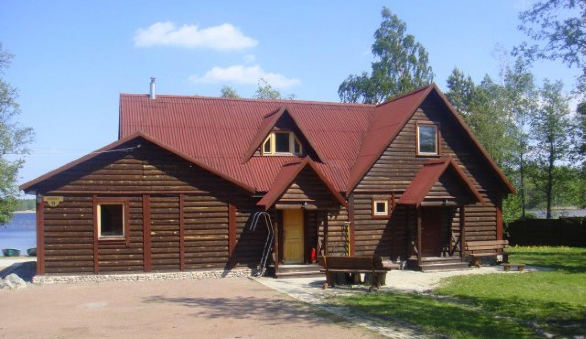 База отдыха «Плотвичкина заводь» Ленинградская область, фото 1