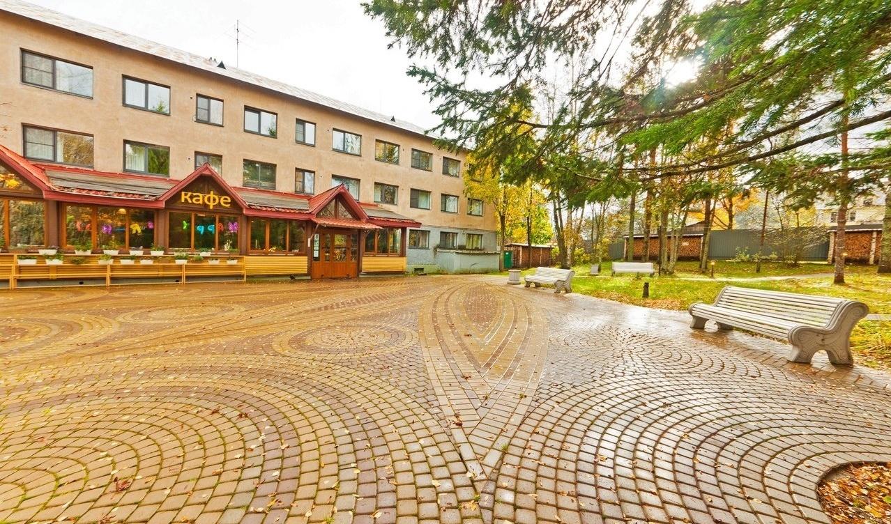 База отдыха «Онега» Ленинградская область, фото 7