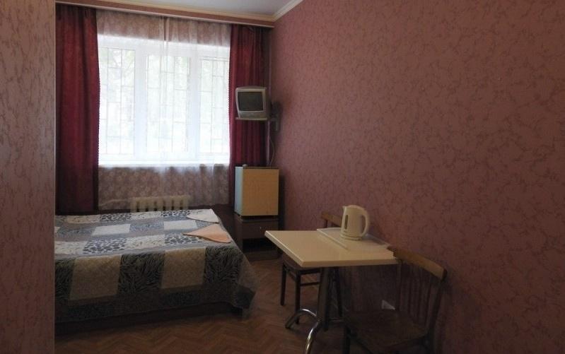 База отдыха «Онега» Ленинградская область Номер «Эконом» 2-местный с кухней (корпус «Балтика»), фото 2