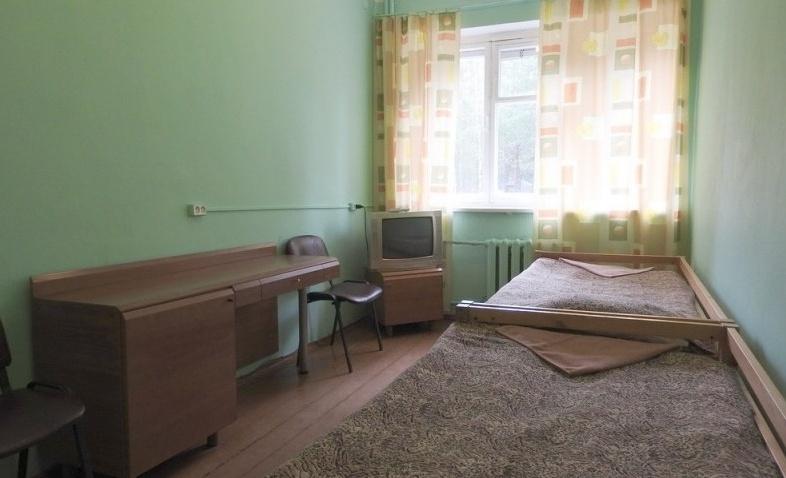 База отдыха «Онега» Ленинградская область Номер «Эконом» 2-местный (корпус «Балтика»), фото 7