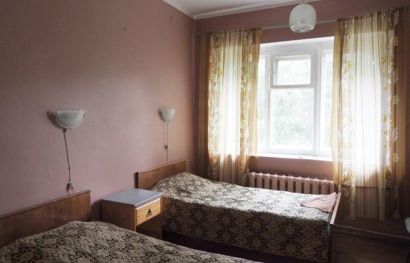 База отдыха «Онега» Ленинградская область Номер «Эконом» 2-местный (корпус «Балтика»), фото 2