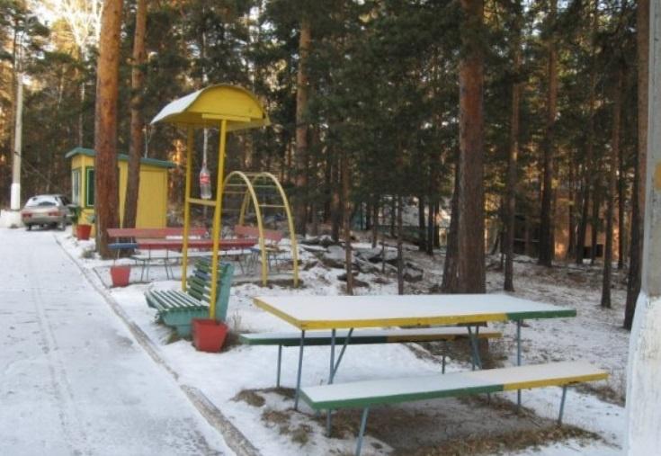 База отдыха «Рассвет» Челябинская область, фото 12