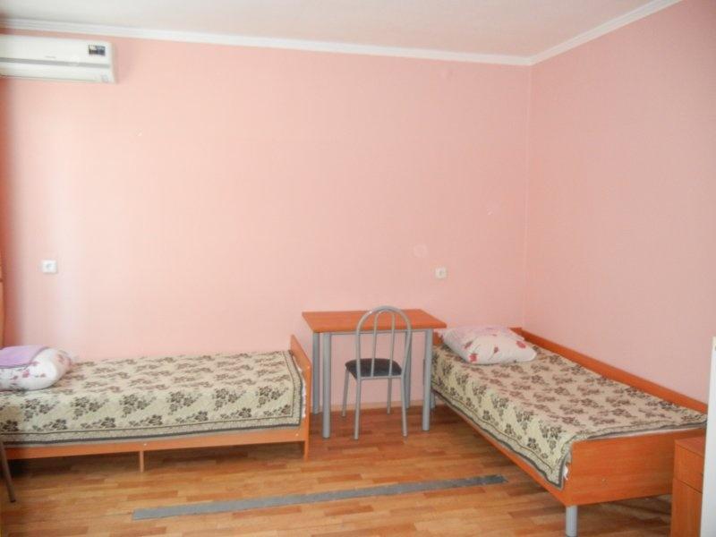 Гостиница «Спорт» Краснодарский край Двухместный стандарт, фото 1