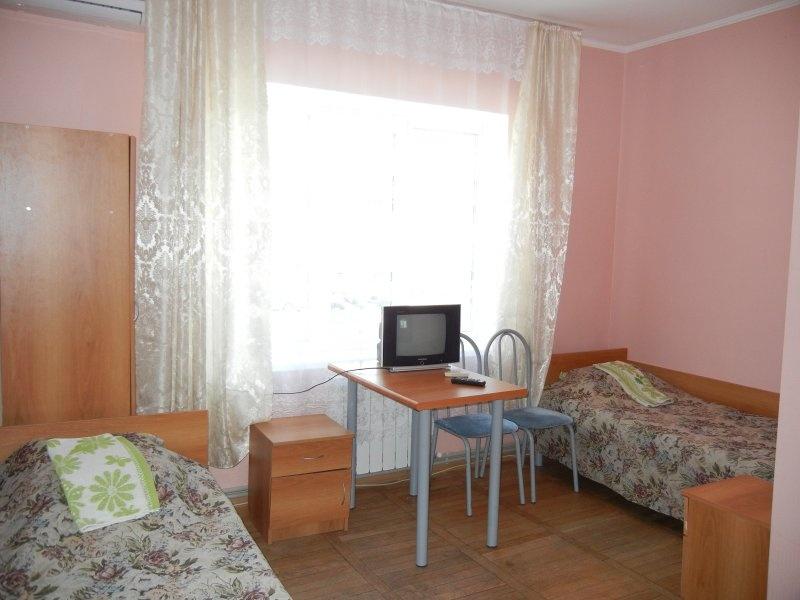 Гостиница «Спорт» Краснодарский край Двухместный стандарт, фото 3