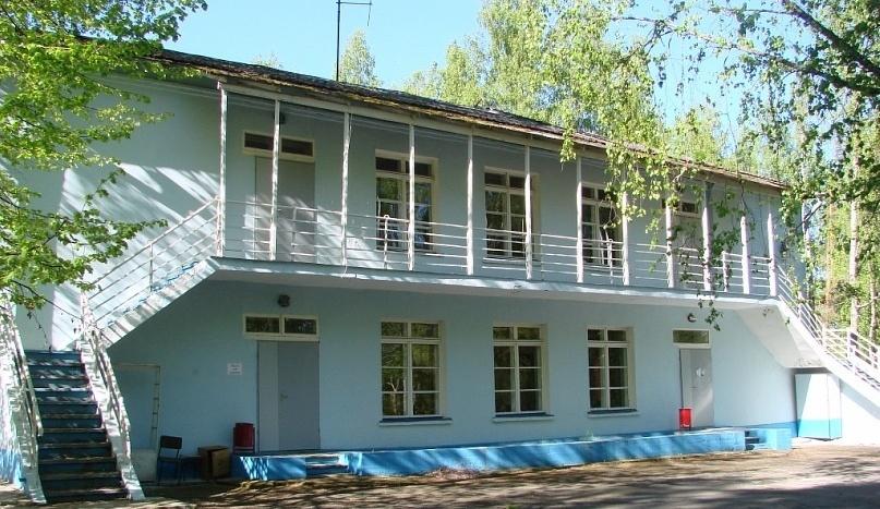Оздоровительный комплекс «Парус» Ленинградская область, фото 1