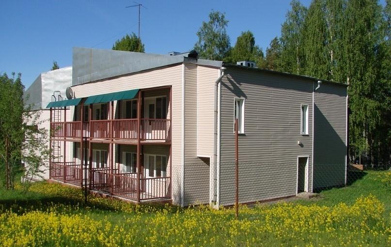 Оздоровительный комплекс «Парус» Ленинградская область, фото 4