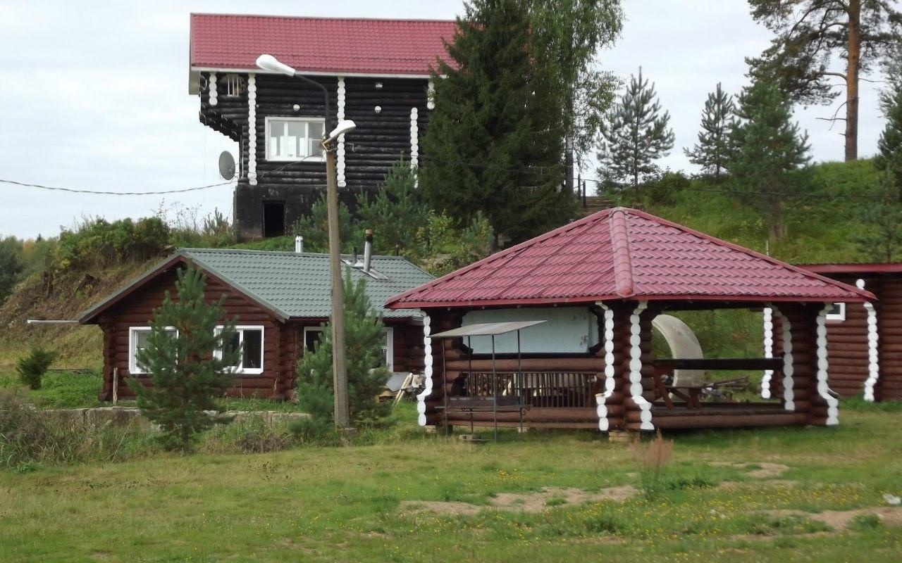 """Охотничье-рыболовная база """"Аленушка"""" Новгородская область, фото 10"""