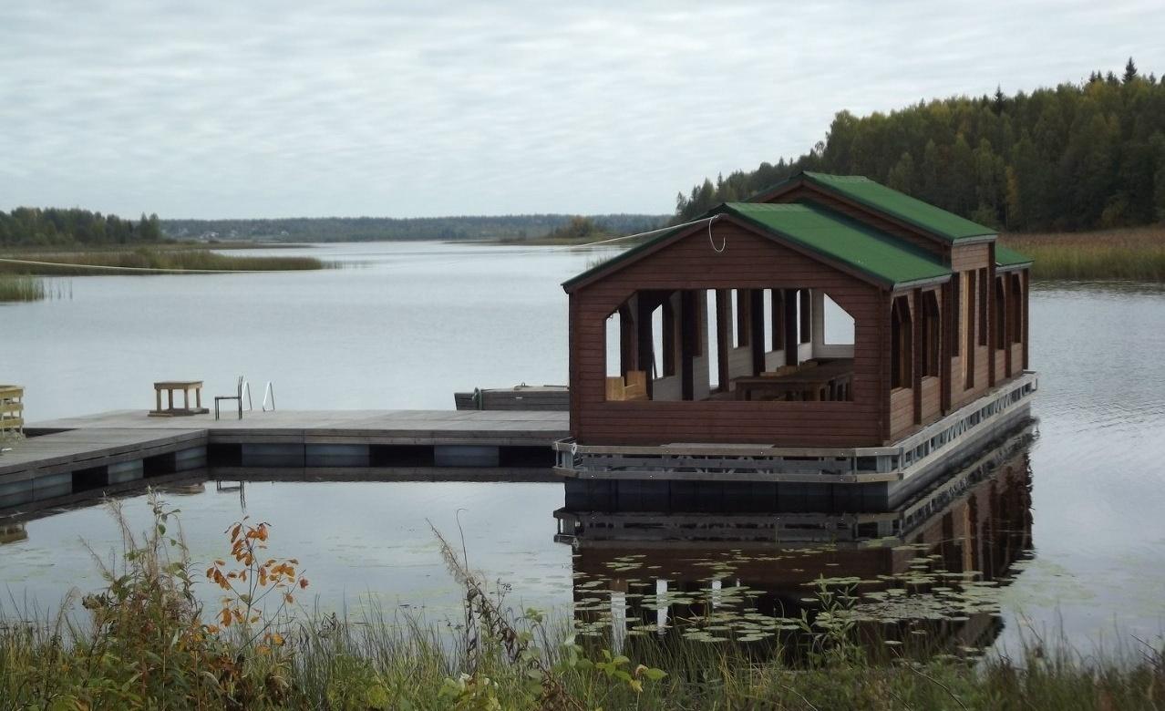 """Охотничье-рыболовная база """"Аленушка"""" Новгородская область, фото 19"""