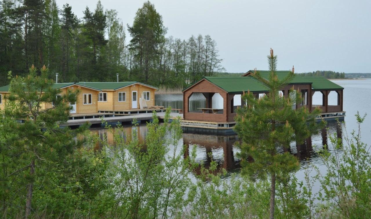 Охотничье-рыболовная база «Аленушка» Новгородская область, фото 18