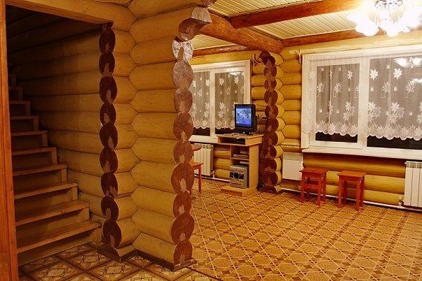 Охотничье-рыболовная база «Аленушка» Новгородская область Дом на 15 человек, фото 5
