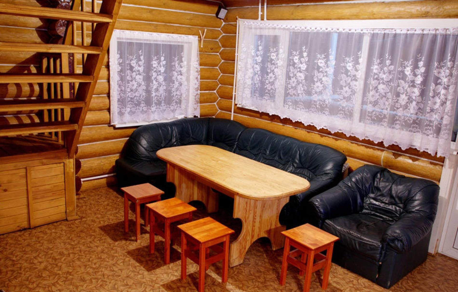 Охотничье-рыболовная база «Аленушка» Новгородская область Дом на 6 человек, фото 3