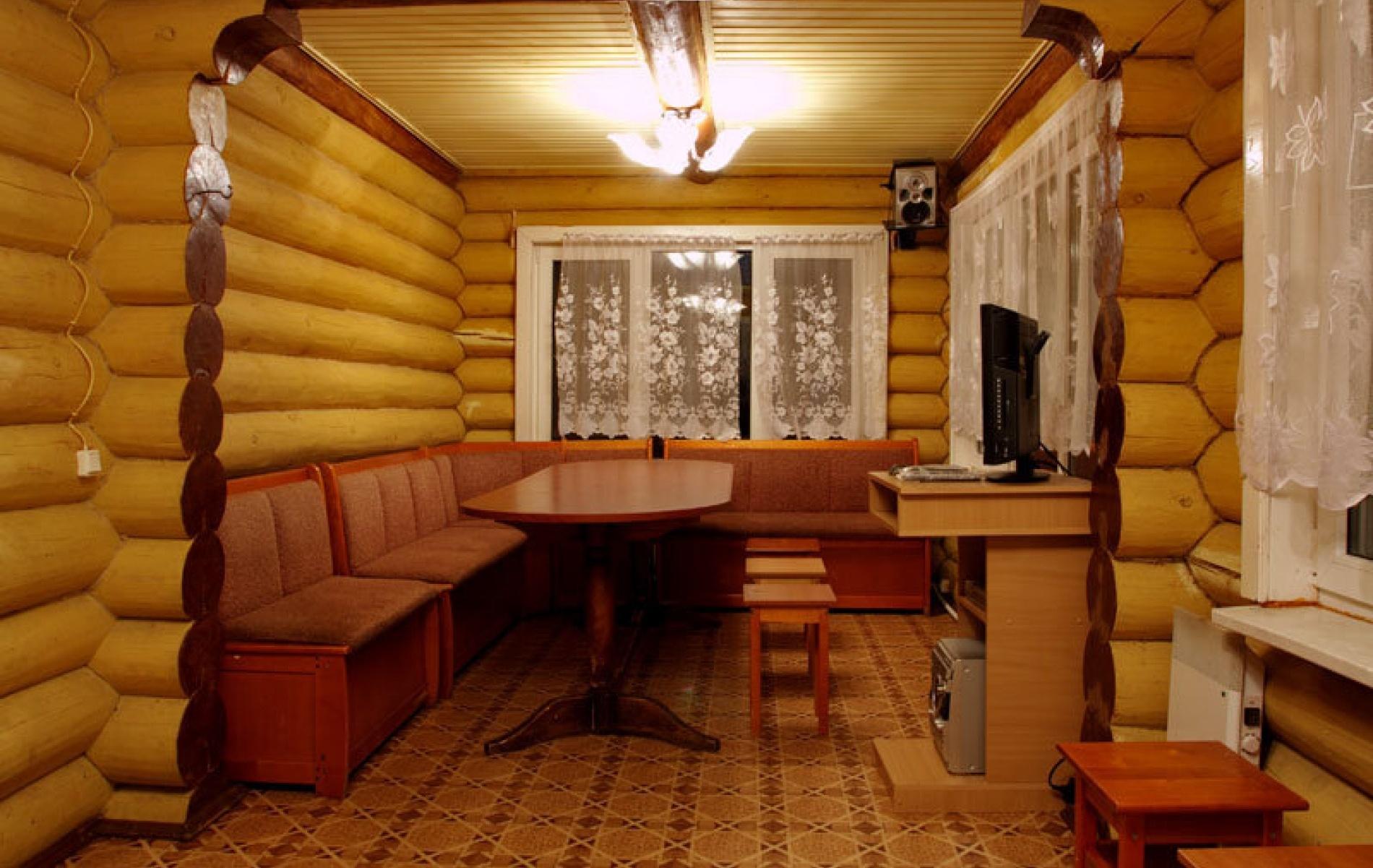 Охотничье-рыболовная база «Аленушка» Новгородская область Дом на 15 человек, фото 3