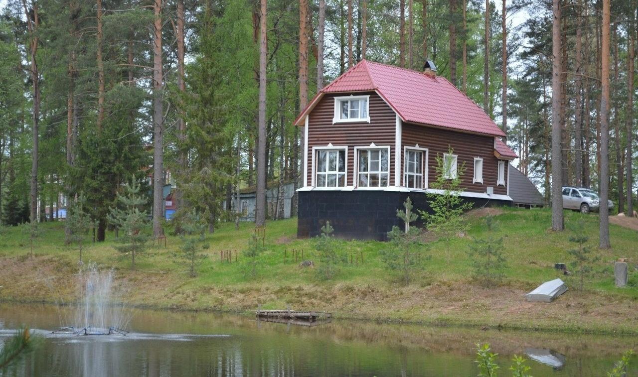 Охотничье-рыболовная база «Аленушка» Новгородская область, фото 8