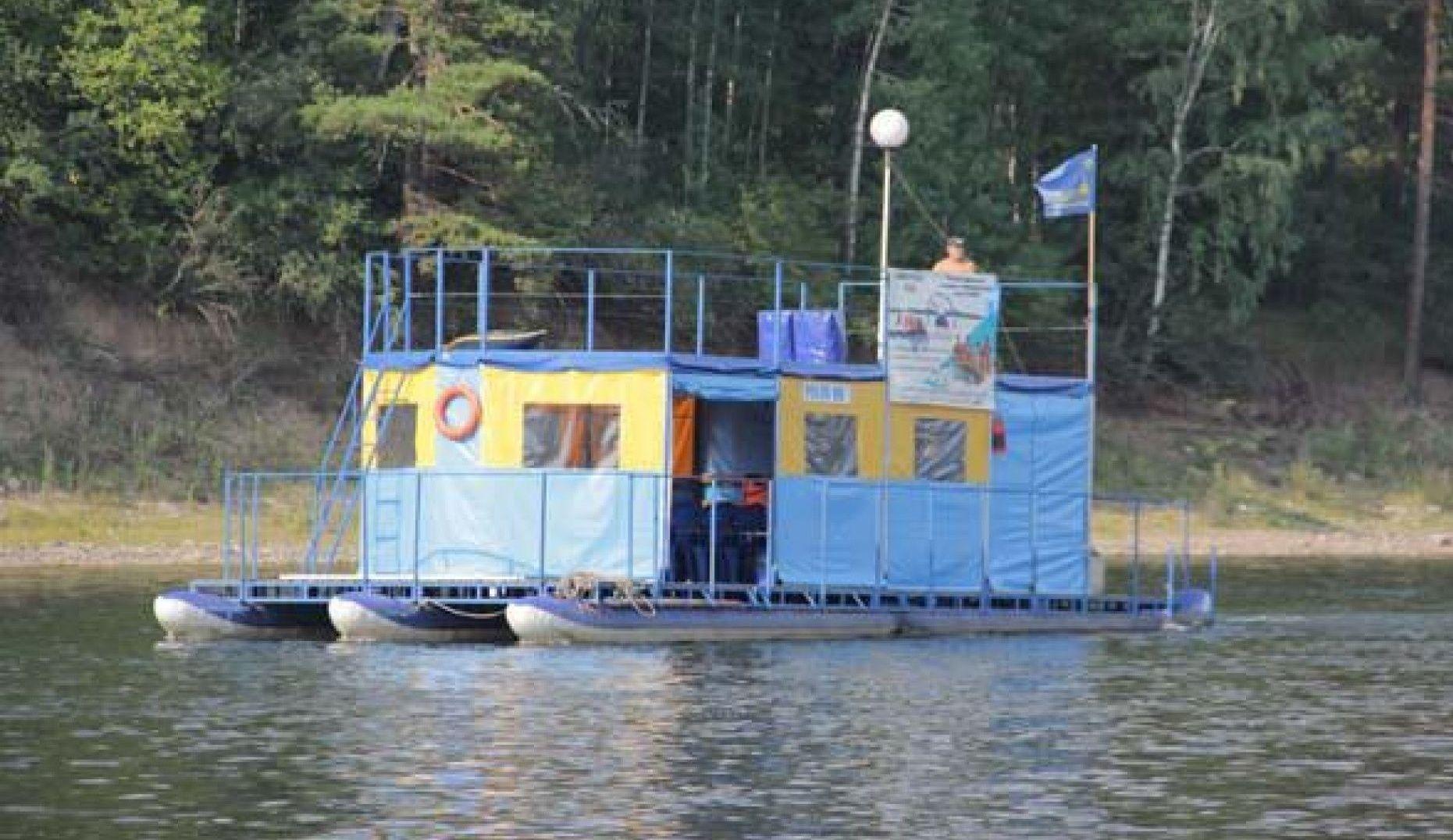 База отдыха «Таежная» Красноярский край, фото 8