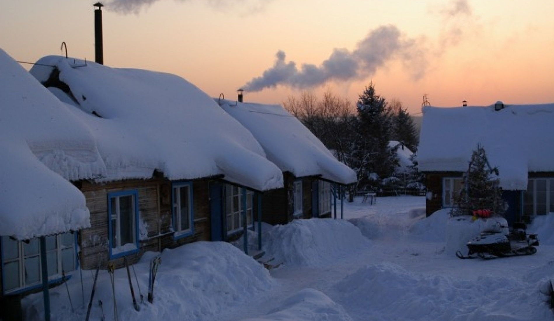 База отдыха «Таежная» Красноярский край, фото 1