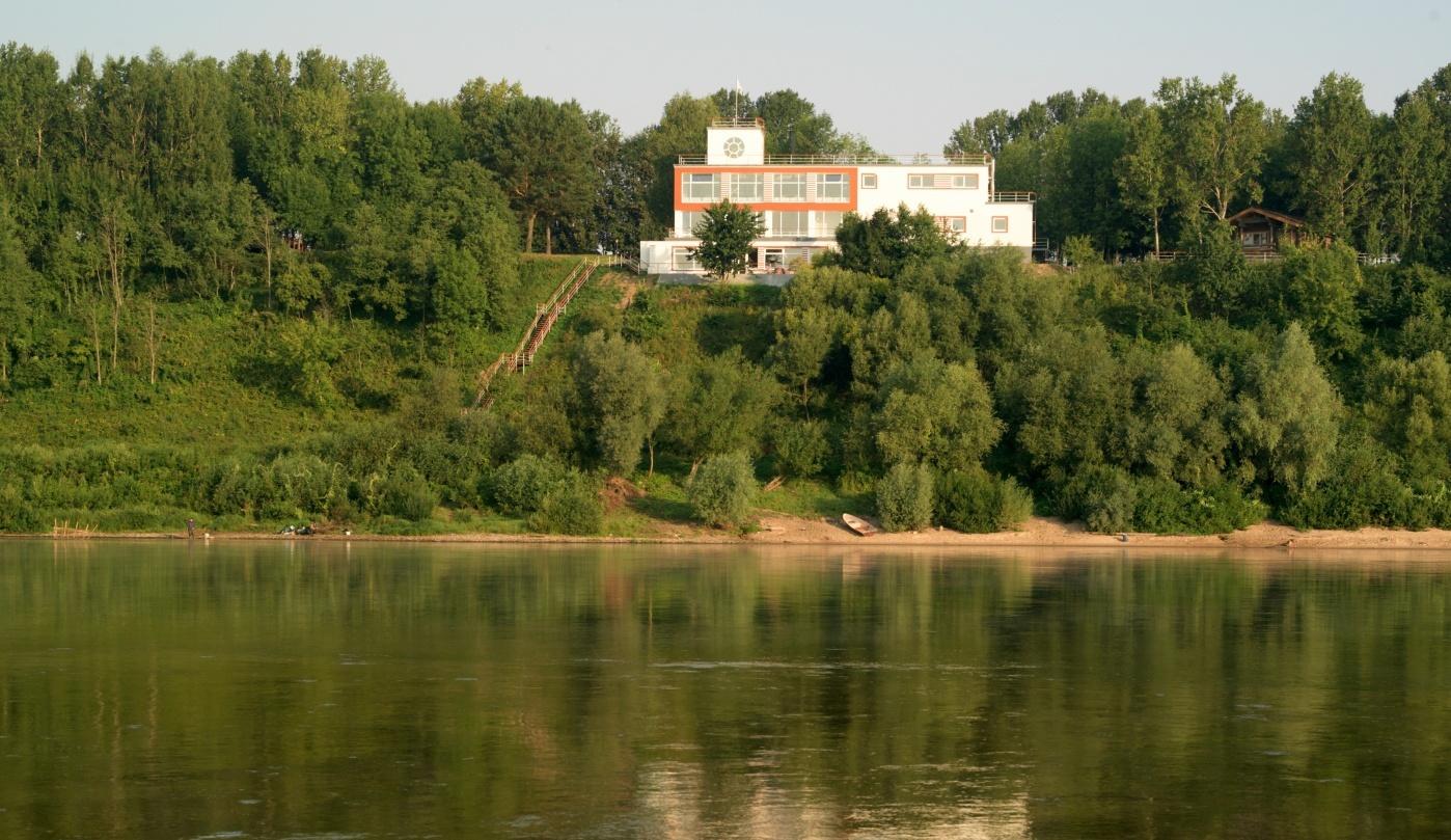 """База отдыха """"Солнечная на Оке"""" Калужская область, фото 1"""