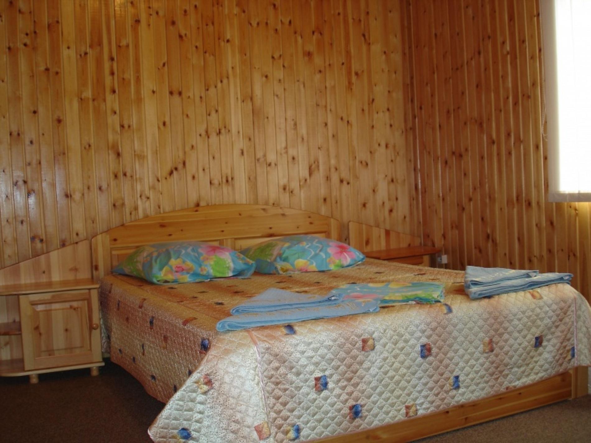 База отдыха им. Стрельникова Омская область Рубленый дом №3, фото 2