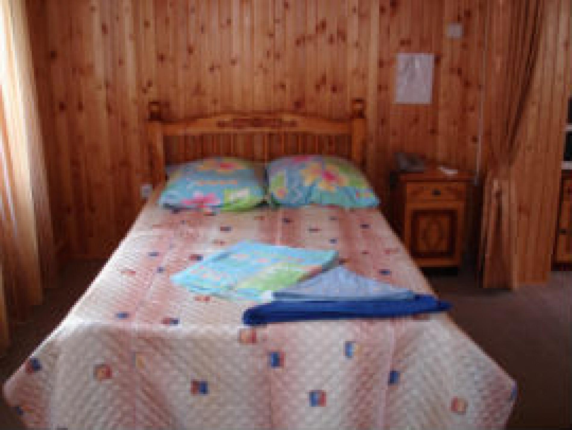 База отдыха им. Стрельникова Омская область Рубленый дом №2, фото 3