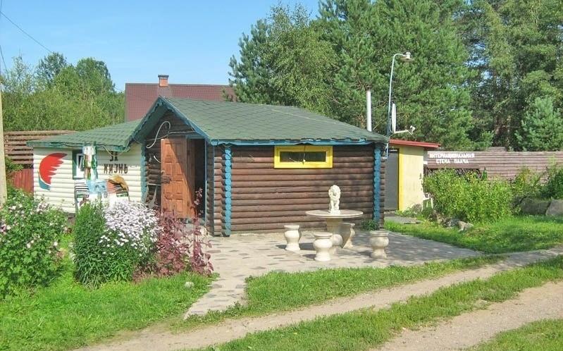 База отдыха «На Хуторе у Папика» Ленинградская область, фото 12