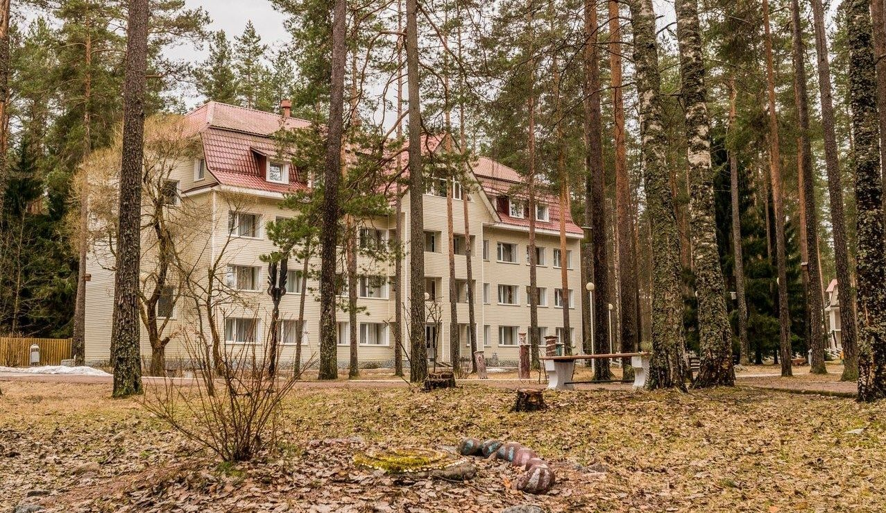"""Загородный отель """"Райвола"""" Ленинградская область, фото 2"""
