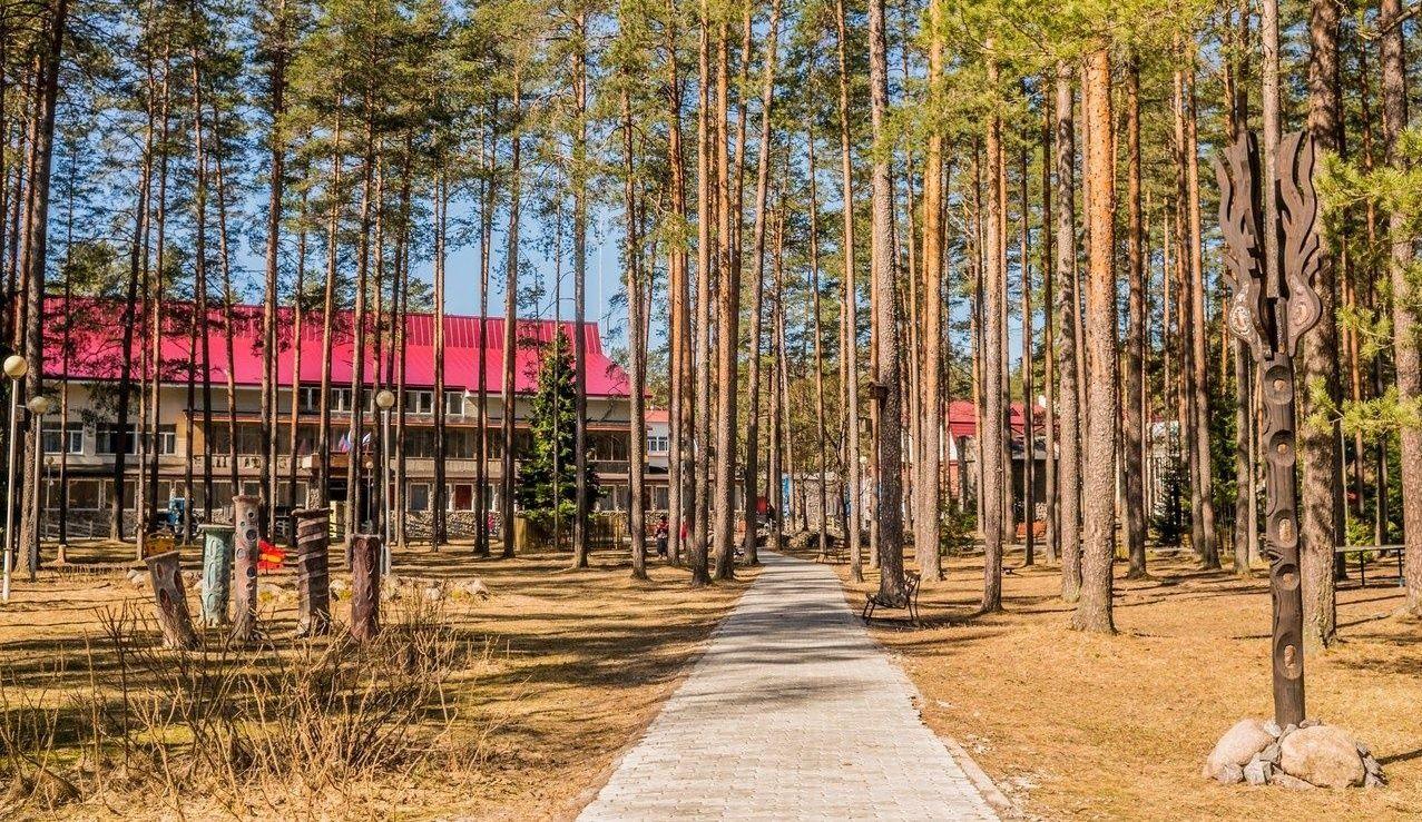 """Загородный отель """"Райвола"""" Ленинградская область, фото 3"""