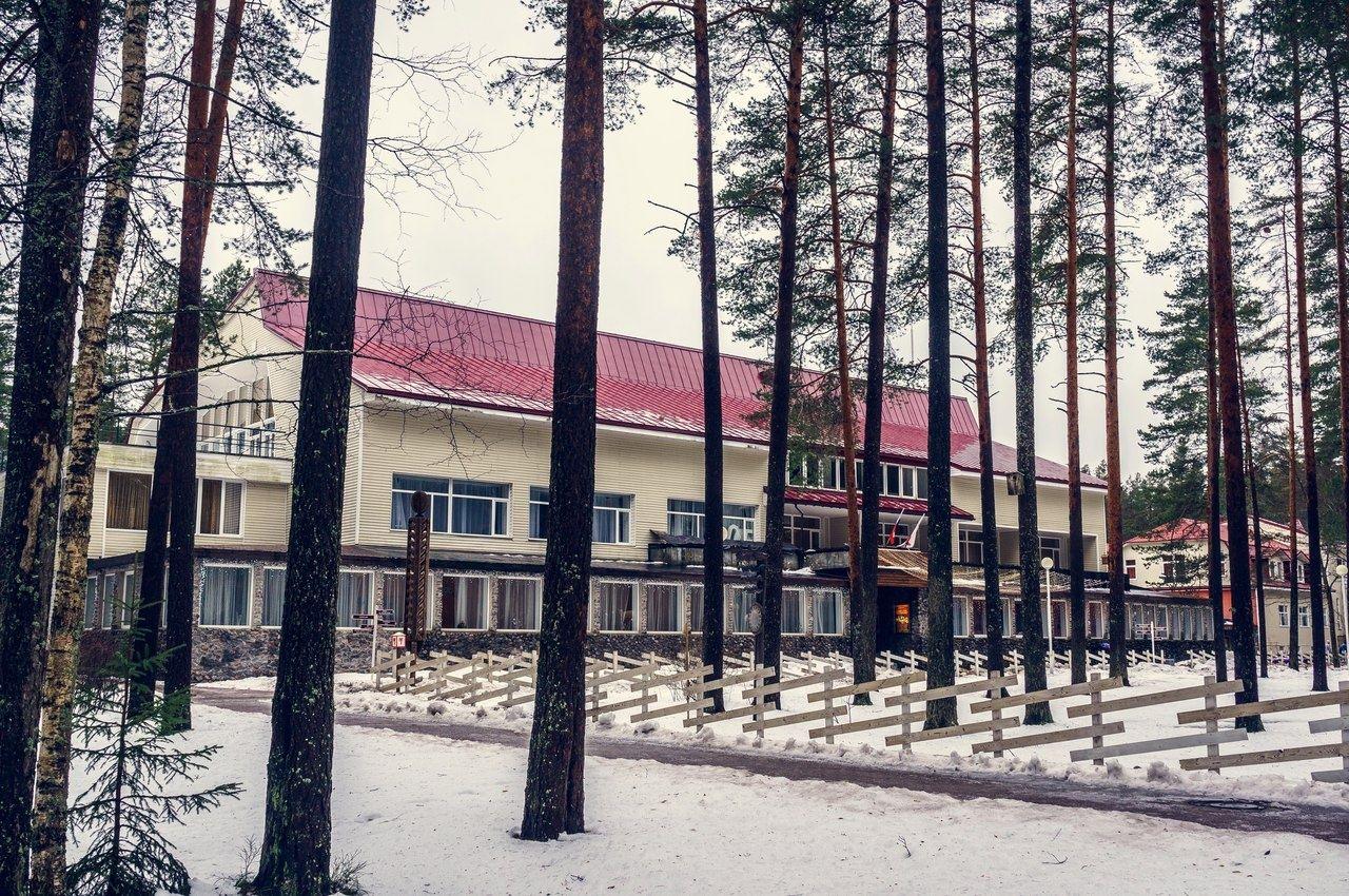 """Загородный отель """"Райвола"""" Ленинградская область, фото 12"""