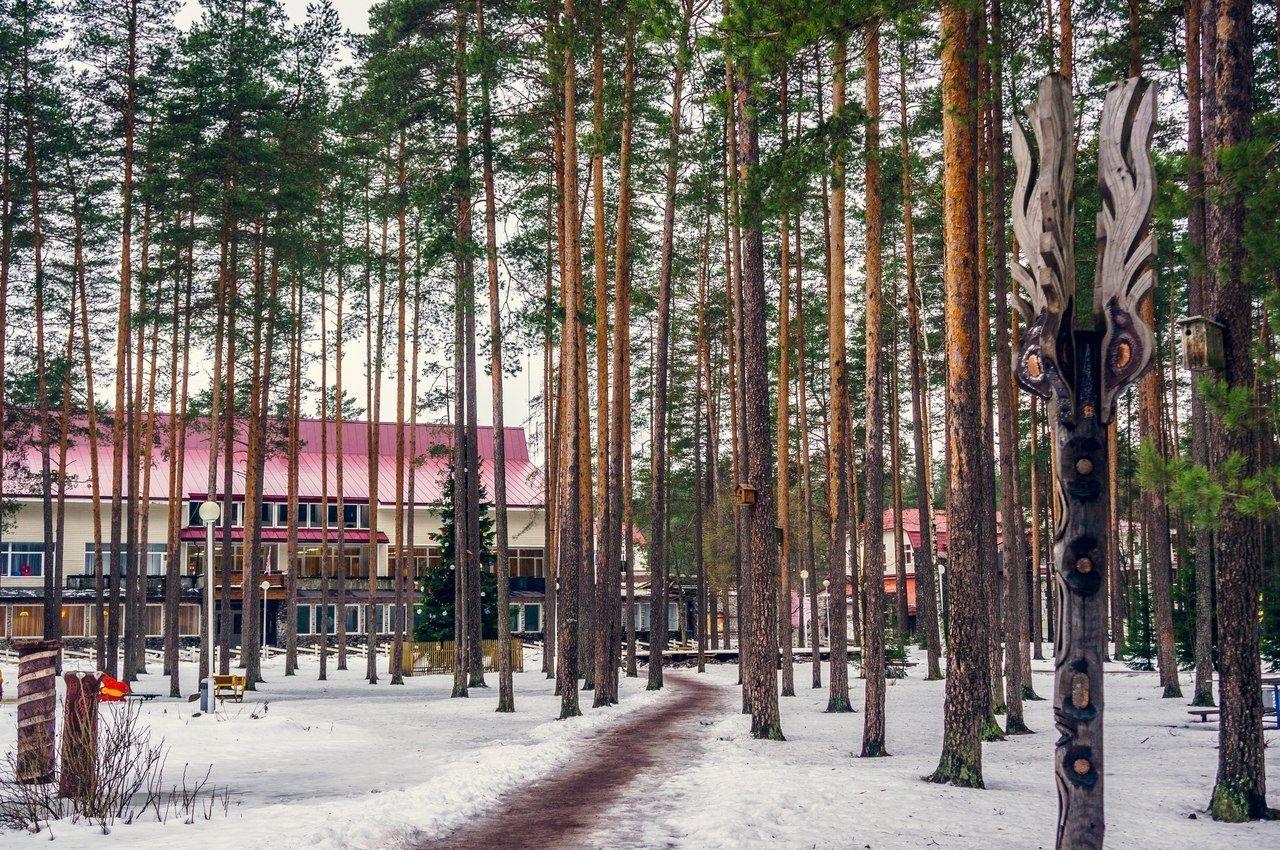 """Загородный отель """"Райвола"""" Ленинградская область, фото 13"""