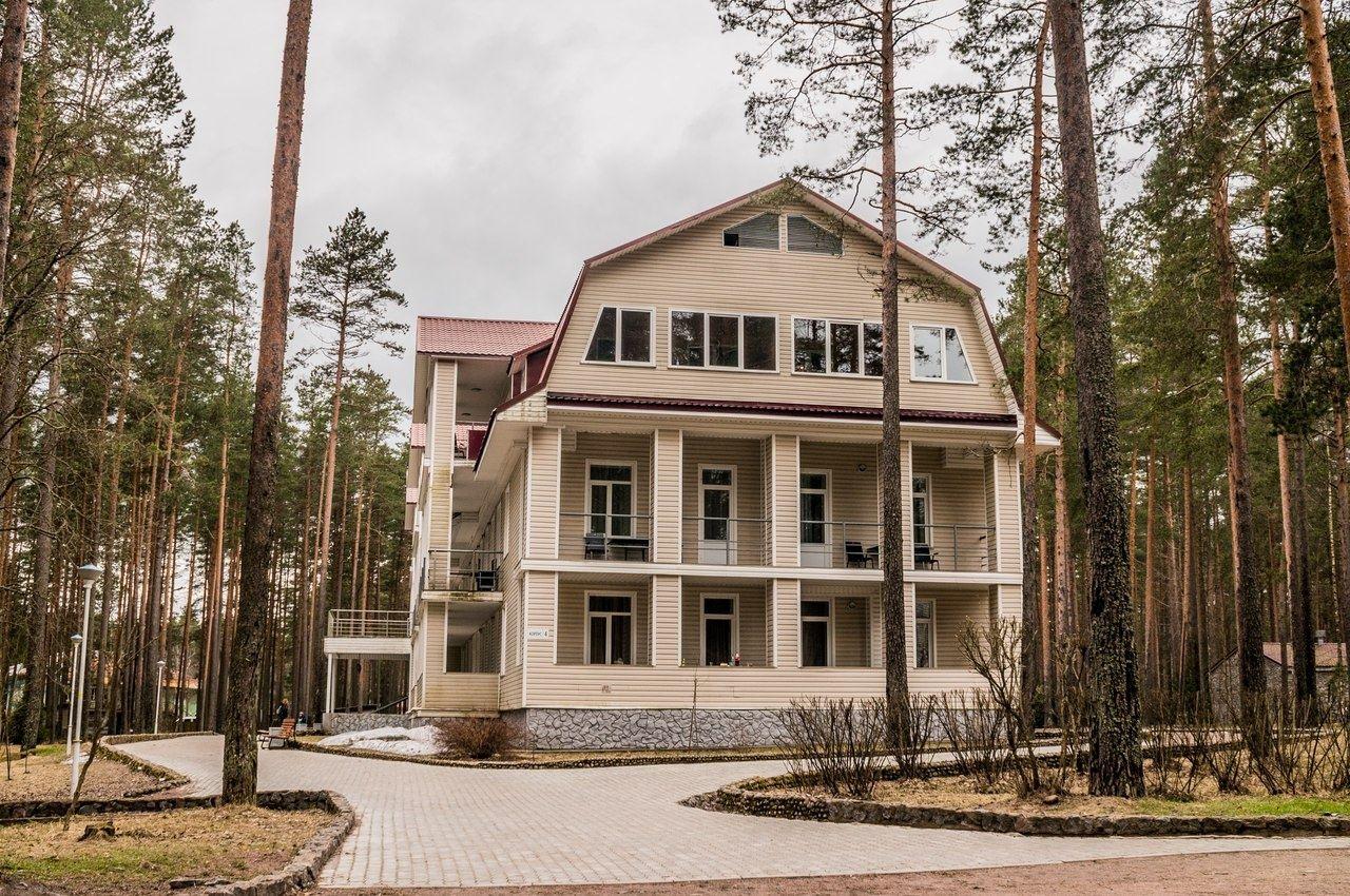 """Загородный отель """"Райвола"""" Ленинградская область, фото 5"""
